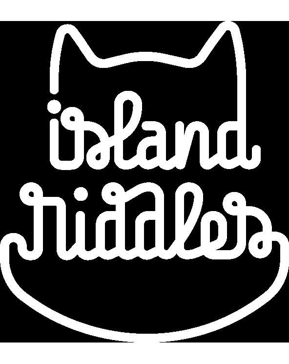 island-riddles-valkoinen